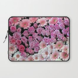The Pink Bouquet Laptop Sleeve