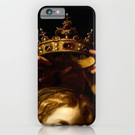 Forgotten Royal iPhone Case