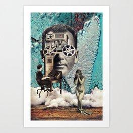 Person of Interest Art Print