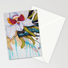A Cornucopia of Sharp Delights Stationery Cards