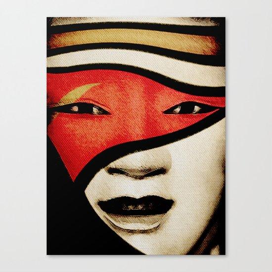 遊び心 (Joker Spirit) Canvas Print