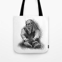 Grumpy Dwarf Henchman by Coreyartus Tote Bag