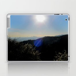 Los Angeles view from Runyon Canyon Laptop & iPad Skin