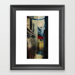 Winter Rust Framed Art Print