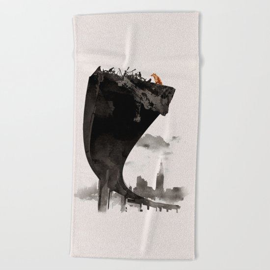 The Last of Us Beach Towel