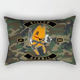 The Iron Ranger Rectangular Pillow