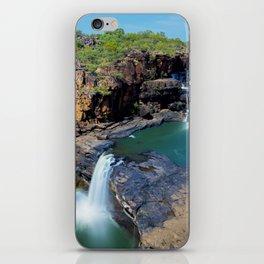 Mitchell Falls iPhone Skin