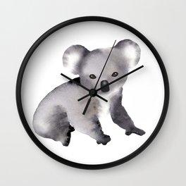 Cute Koala - Australian Animal Wall Clock