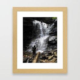 The reward Framed Art Print