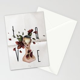 // L O V E // Stationery Cards