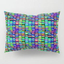 Rainbow 17 Pillow Sham