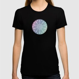 Jellyfish mandala T-shirt