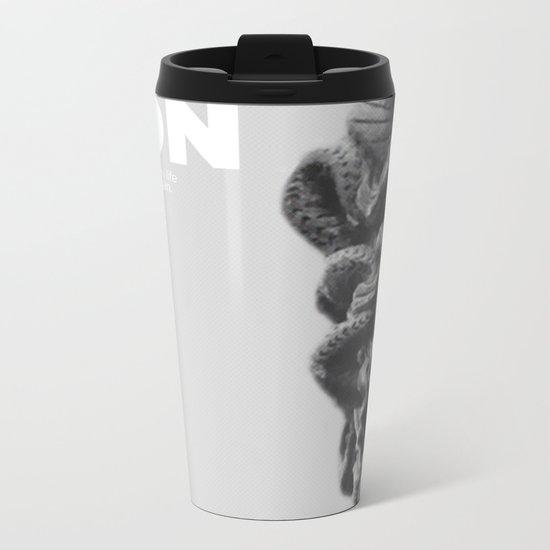 LDN765 Metal Travel Mug