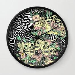 SPRING CYCLE Wall Clock