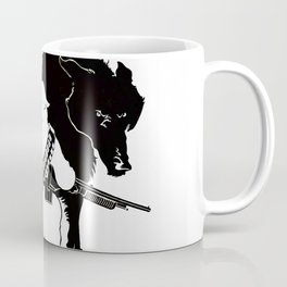 Democracy vs Liberty Coffee Mug