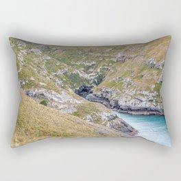 Haylocks Bay, Akaroa, New Zealand Rectangular Pillow