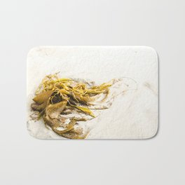 Golden Beauty Bath Mat