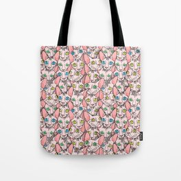 sphynx cats (naked cat) Tote Bag