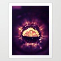 Cup of Sunshine Art Print