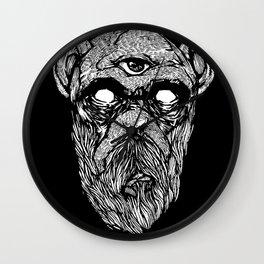 Bearded Ape r2 Wall Clock