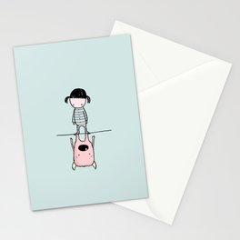 martina y anitram Stationery Cards