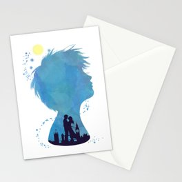 I am Finding Neverland Stationery Cards