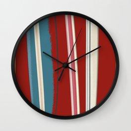 Rip Tide Surfboards Wall Clock