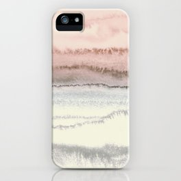 WITHIN THE TIDES - SNOW ON THE BEACH iPhone Case