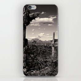 Wild Wild West iPhone Skin