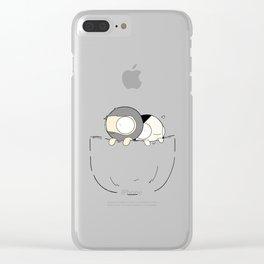 Pocket Catana and John Clear iPhone Case