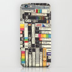 VHS Slim Case iPhone 6
