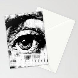 Lina Cavalieri Eye 02 Stationery Cards