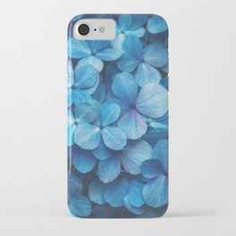 Fifty Shades of Blue iPhone Case