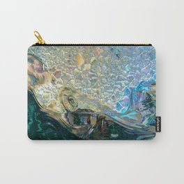 Sea Nymph Abstract Carry-All Pouch