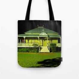 Wynnum Shire Clerk's Cottage Tote Bag