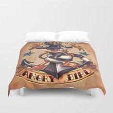 The Original Angry Bird Duvet Cover