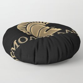 Molon lave-Spartan Warrior Floor Pillow