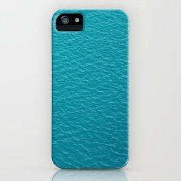 Caribbean Waves iPhone Case