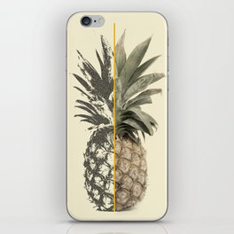 Double Pineapple iPhone Skin