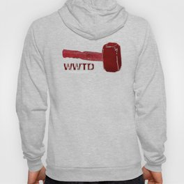 WWTD WHAT WOULD THOR DO – 057 Hoody