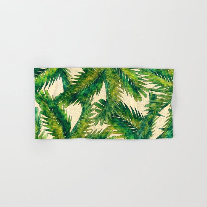 Palms Hand & Bath Towel