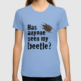 Beetle Search T-shirt