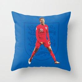 Dele Alli - Delé Throw Pillow
