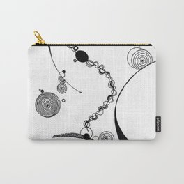 Sci Fi Abstract Carry-All Pouch