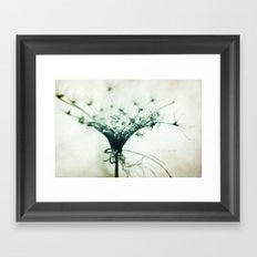 Dream... Framed Art Print