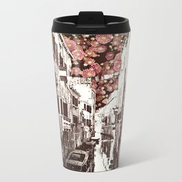 fiori di Venezia Metal Travel Mug
