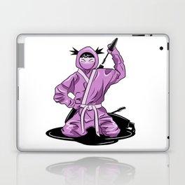 Lady Ninja Laptop & iPad Skin