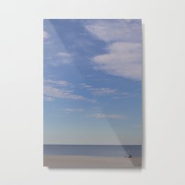 Fire Island - Robert Moses Beach Metal Print