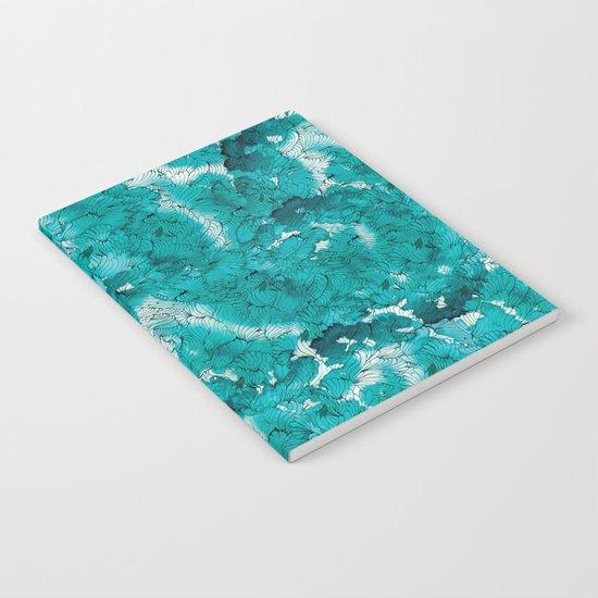 Blue depths Notebook