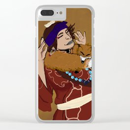 Inkarmat is a queen Clear iPhone Case